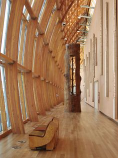AGO Galleria Italia , Art Gallery of Ontario designed by Architect Frank Gehry photo by livinginacity on flickr