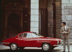 1957 Alfa Romeo Giulietta Sprint Speciale.