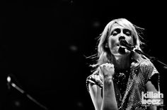 Emily Haines from Metric