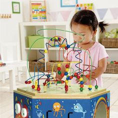 Coral Reef Activity Center | Hape Toys