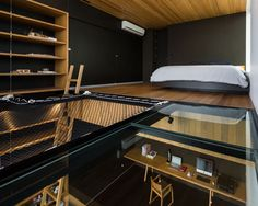 The 'Baan Moom House' located in Bangkok, Thailand - Designed by IF