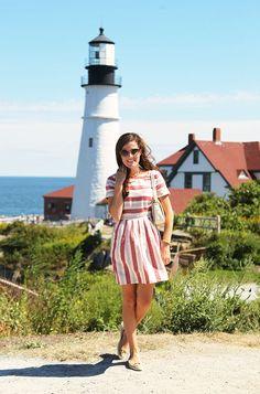 Classy Girls Wear Pearls: Portland Head Lighthouse