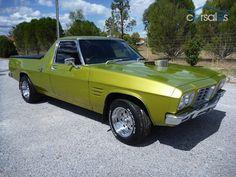 1972 Holden Kingswood HQ