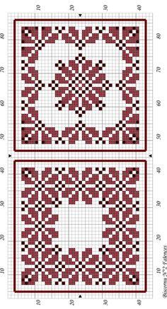 Gallery.ru / Фото #7 - 152 Biscornu - joobee Biscornu Cross Stitch, Cross Stitch Pillow, Cross Stitch Embroidery, Embroidery Patterns, Russian Cross Stitch, Mini Cross Stitch, Cross Stitch Alphabet, Cross Stitch Designs, Cross Stitch Patterns