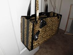 My duct tape diaper bag!! - JustMommies Message Boards