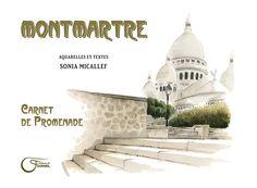 Montmartre - Carnet De Promenade | Montmartre Addict