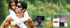 Dorall Collection fragrances
