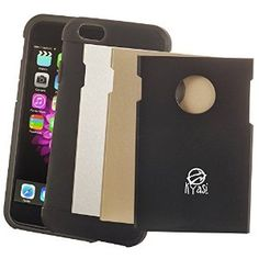 The Kyasi Armor Collection is an Amazing gift idea. This case comes with 3 colors which can be switched any time the mood strikes! This durable protective case is an amazing value!