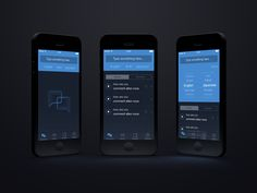 Translate Pro iOS 7 Refresh by Max Rudberg