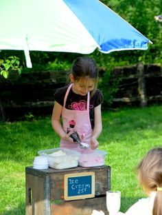 "How to make ""cloud dough"" for pretend play. #kids When you're done playing for the day, cover the containers with lids and your cloud dough can be used over and over again."