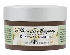 Pure Honey Renewal Masque  With Chamomile, Calendula and Sweet Almond Oils