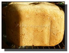 Podmáslový chléb s kváskem