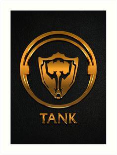 """League of Legends TANK [gold emblem]"" Art Prints by Naumovski Mobile Legend Wallpaper, Hero Wallpaper, League Of Legends Logo, Poppy League, Book Airline Tickets, Moba Legends, Mobile Logo, Hero Logo, Ideas"