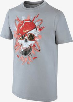Awesome Nike Mercurial Skull Shirt Revealed - Footy Headlines