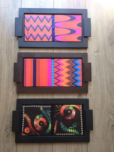 Bandejas da nova coleção de primavera.  Feitas artesanalmente, em madeira, com azulejos rusticos inspirados em diversas estampas do mundo!