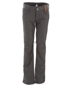 Clearance Holden Standard Denim Skinny Snowboard Pants - Women's