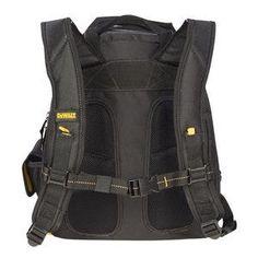 DEWALT-DGL523 | Acme Tools Tool Backpack, Pocket Light, Tool Storage, Diy Tools, Backpacks, Bags, Handbags, Backpack, Backpacker