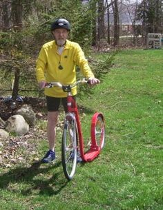 Adult Kick Scooters for staying active | Kick Bike | Kick Scooter