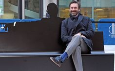 Mad Men fans endured temperatures hovering around 20 degrees Monday morning to catch a glimpse of the show's stars outside New York's Time-Life...