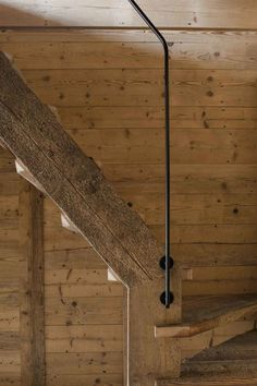 EXiT architetti associati · Renovation of an alpine barn