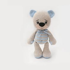 ZuzanaHdesigns / m e d v e d í k | A l e x Teddy Bear, Toys, Handmade, Animals, Activity Toys, Hand Made, Animales, Animaux, Clearance Toys