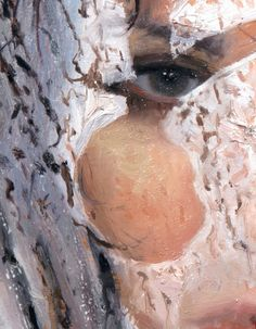 Alyssa Monks - Close up detail of 'Comply'