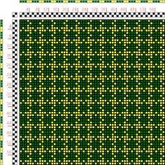 draft image: Figurierte Muster Pl. XVII Nr. 7, Die färbige Gewebemusterung, Franz Donat, 2S, 2T