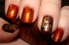 Konad Nail Art 2014 For more image visit  http://www.naildesignspro.com/top-nail-art-designs-2014/