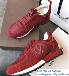 Louis Vuitton Run Away Sneakers 03 2017