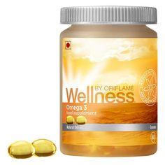 Комплекс «Омега-3» (15397) Красота и здоровье – Wellness | Oriflame Cosmetics