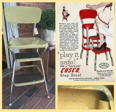 5 reasons every home needs a vintage step stool #vintageunscripted #vintageblog #vintage #vintagelifestyle