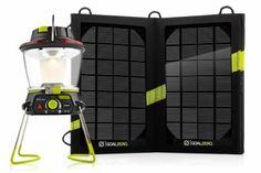 Enter to win the daily prize of the Goal Zero Lighthouse 250 Solar Kit. You'll also be automatically entered to win the Grand Prize, featuring over $2000 in gear from Goal Zero, The North Face, and Osprey Packs
