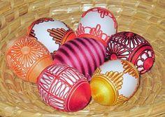 Bavlnkové vajíčko od Mrňús - fotonávod