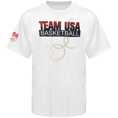 USA Basketball Official T-Shirt