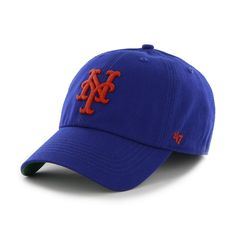 d7eb04dc9aec0 MLB  47 Franchise Fitted Hat Only   New York Mets Logo