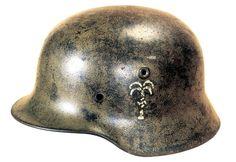 German steel helmet 'afrika korps' (DAK)