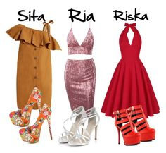"""""""Untitled #67"""" by ria-werakari on Polyvore featuring Sea, New York, Qupid and Shoe Republic LA"""