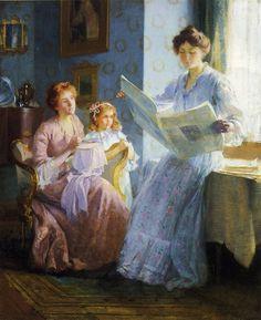 Francis Coates Jones (1857-1932) An Interesting Story