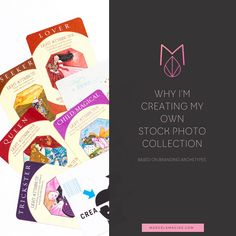 Why I'm creating my own stock photo collection - Marcela Macias Photography List Of Tools, Playing Cards, Branding, Lovers, How To Get, Stock Photos, Marketing, Create, Shop