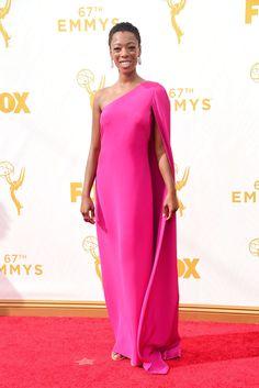 431cccc5c18 Samira Wiley - Cosmopolitan.com Celebrity Red Carpet