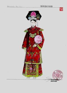 79 best images about Shanghai Noon Costume Design on Pinterest ...