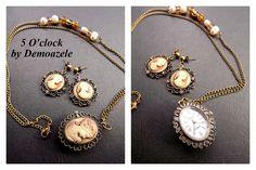 Oclock, Necklaces, Celestial, My Style, Earrings, Art, Ear Rings, Art Background, Stud Earrings