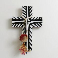 Black Island A4 Cross
