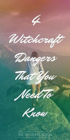 Nature crafts Wicca - Jun 22 4 Witchcraft Dangers That You Need To Know Paz Mental, Witchcraft For Beginners, Traditional Witchcraft, Magick Spells, Blood Magic Spells, Green Witchcraft, Witchcraft Spells, Under Your Spell, Pagan Witch