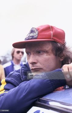Racing Pilot Niki Lauda In May 1978