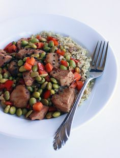 Under 350 Calories: Slow-Cooker Sweet and Sour Chicken