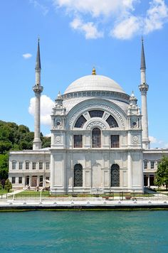 Dolmabahce Mosque, Istanbul, Turkey
