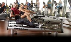 Lose your Fat with Fast Rowing Machine Workout
