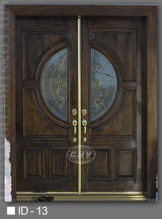 Main Entrance Door Design, Wooden Main Door Design, Double Door Design, Front Door Design, Bedroom Door Design, Door Design Interior, Modern Wooden Doors, Iron Gate Design, Double Doors Interior