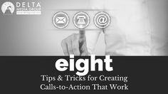 8 Tips & Tricks for Creating Calls-to-Action That Work on Your Real Estate Website Selling Real Estate, Real Estate Tips, Call To Action, Lead Generation, News Blog, Work On Yourself, Things To Come, Website
